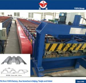 1025 floor deck roll forming machine