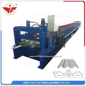 Machine de formage de rouleaux de plancher 720