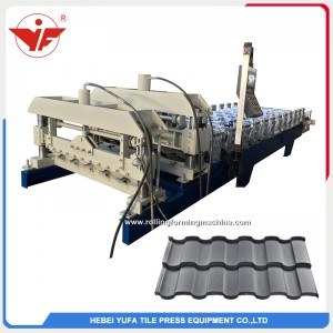 South africa hot sell step tile machine