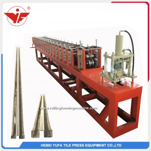 Pakistan used Omega profile roll forming machine