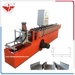 Máquina perfiladora de espárragos 60 * 27 C