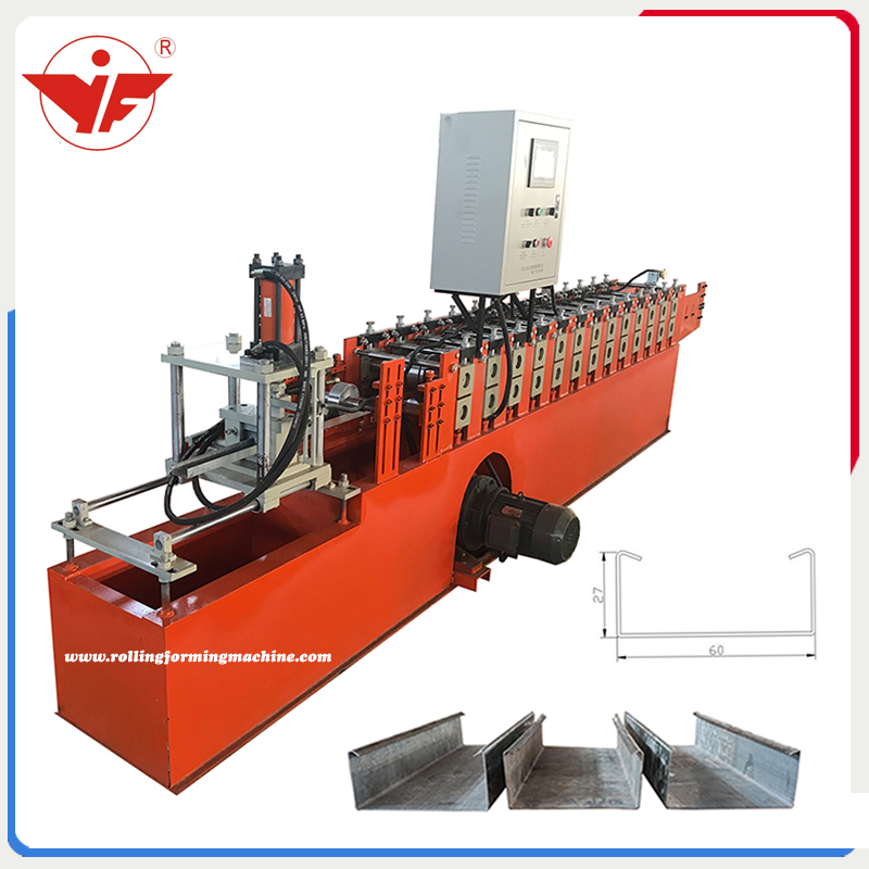 60*27 C stud roll forming machine