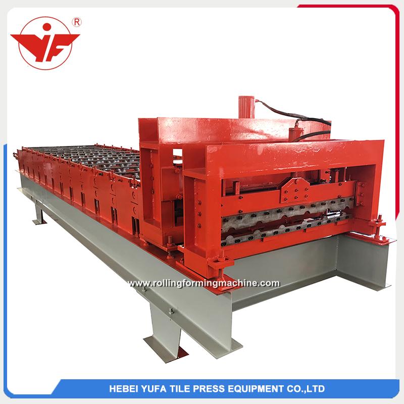 nigeria used corrugated roll forming machine