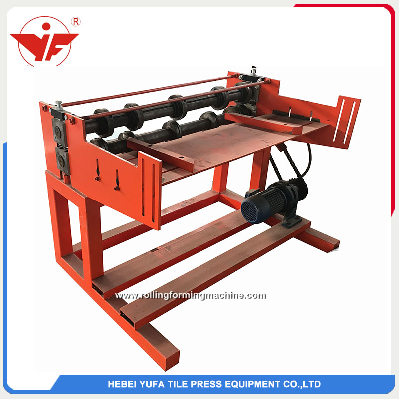 good quality simple and cheap slitting machine sell to Georgia