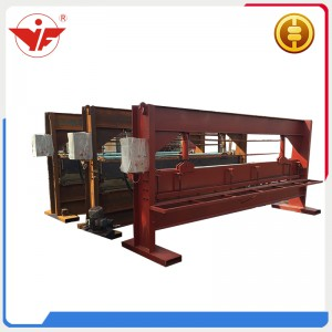4-6m hydraulic cutting machine