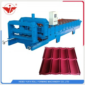 800 Indonesia hot sell roll forming machine