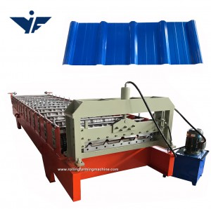 good quality trapezoidal panel roll forming machine manufacturer
