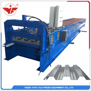 All kinds of galvanized steel deck floor roll forming machine