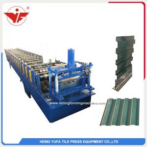 Austria shutter door roll forming machine