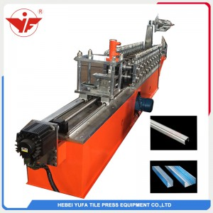 CD&UD Drywall keel forming machine for studs and tracks