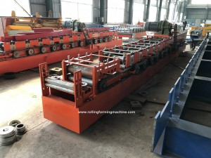 Malaysia used good quality C section steel roll forming