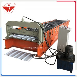India used trapezoidal sheet machine