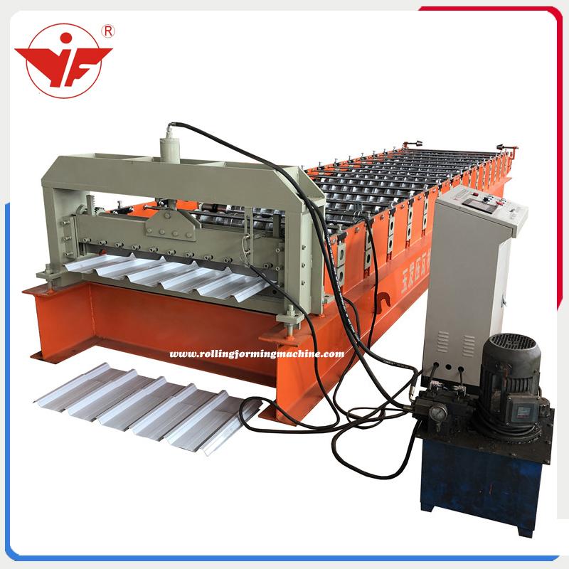 India used trapezoidal sheet machine