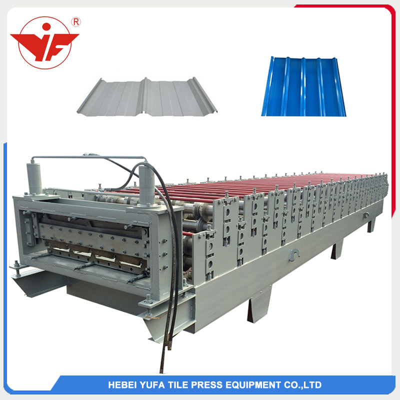 JCH and roofing panel double layer roll forming machine