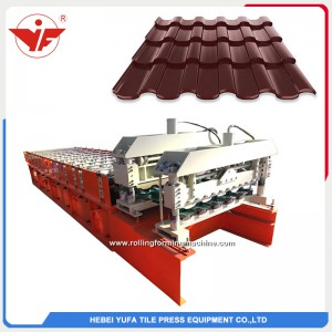 kyrgyzstan hot sell step tile machine