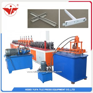 T-Gird Bar ceiling light keel roll forming machine