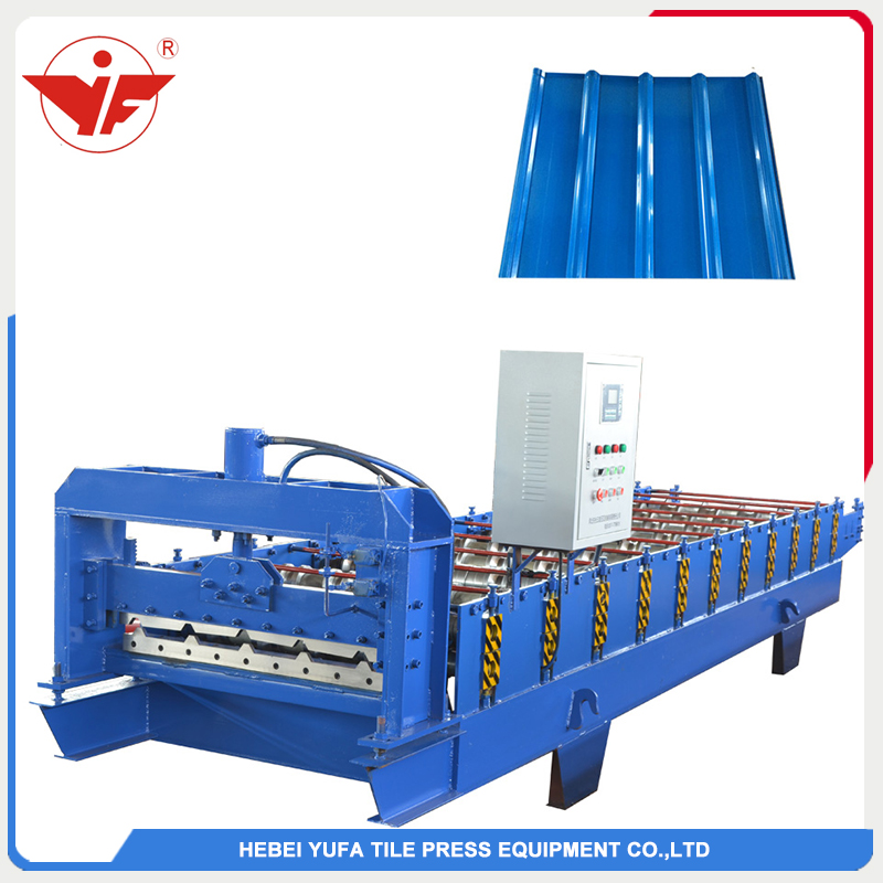 840 common wall roof panel machine