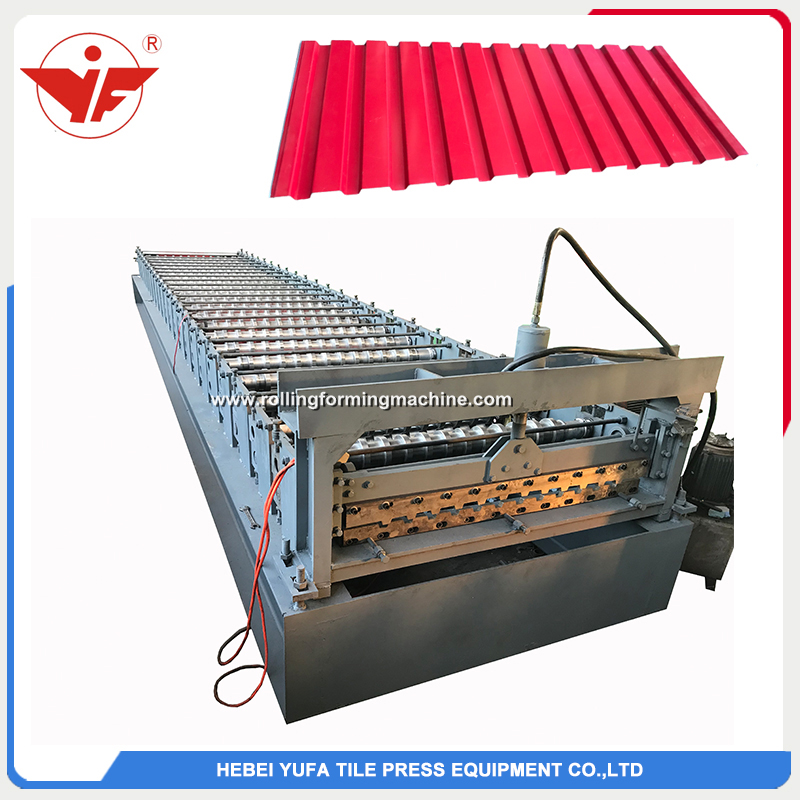 How To Produce The Shutter Door By Roll Forming Machine