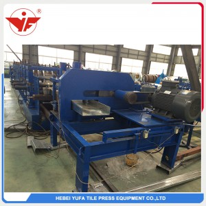 Big C purlin forming machine