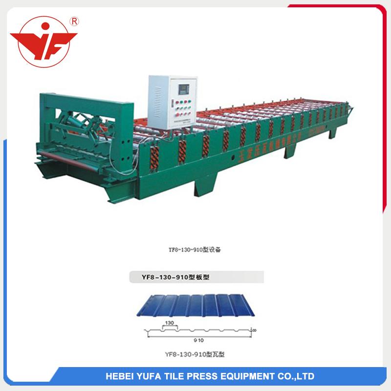 910 wall roof panel machine