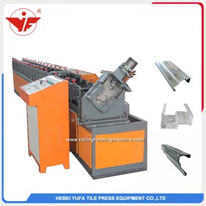 India hot sell door frame roll forming machine