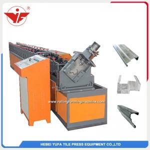 Машина для формування рулону дверної коробки в Індії