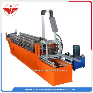 European standard U type roll forming machine
