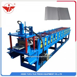 cladding panel roll forming machine