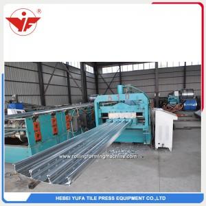 510 floor deck roll forming machine