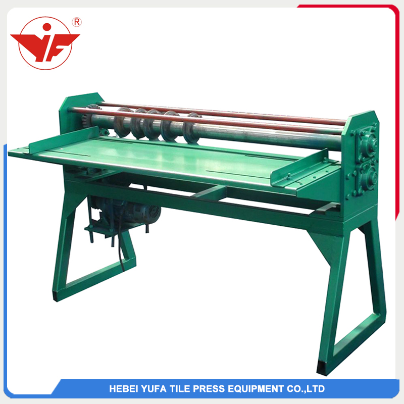 Simple manual slitting machine