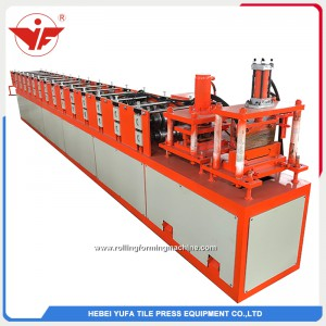 Wall corner protect roll forming machine